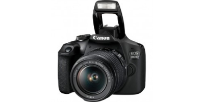 Canon EOS 2000D 18-55mm Kit