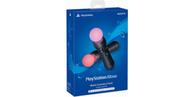 Sony PS4 Move Controller (2-Pack)