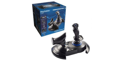 Thrustmaster T.Flight Hotas 4 with War Thunder Starter Pack for PlayStation 4