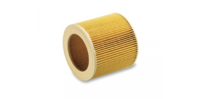KARCHER Cartridge filter for WD 2, WD 3