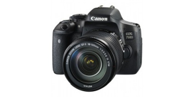 Canon EOS 750D 18-135mm Kit