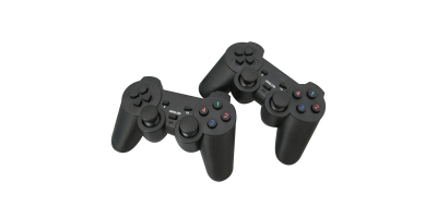 Hansmann STK-8032 Gamepad PC 2 Double Shock Controller