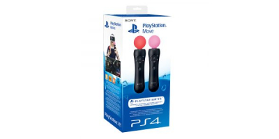 PS4 Sony PlayStation Move Motion Controller (2-Pack-2 ədəd)