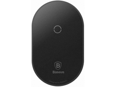 Baseus Microfiber Wireless Charging Receiver For MicroUSB Black