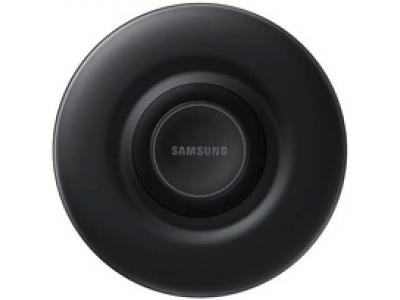 Samsung Wireless Charger Pad (2019), black (EP-P3105TBRGRU)