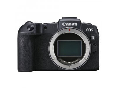 Canon EOS RP with Mount Adapter