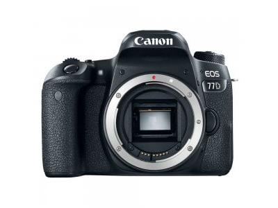 Canon EOS 77D DSLR Body Only