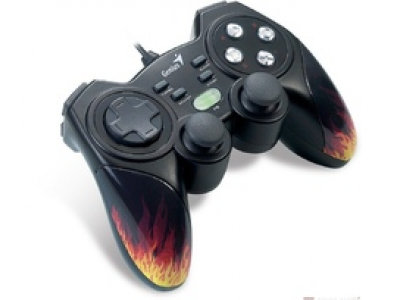 Joystik GENIUS BLAZE 3, USB, VIBRATION, PC/PS3