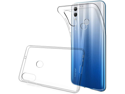 Honor 10 Lite case Silicon Clear
