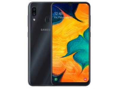 Samsung Galaxy A30 3-32GB Qara