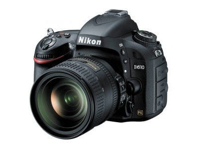 Nikon D610 DSLR Camera with 24-85mm Lens Kit