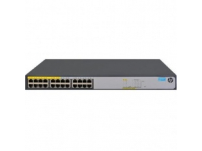 HP 1420 24G PoE+(124) SWITCH