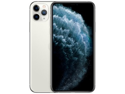 Mobil telefon Apple iPhone 11 Pro Max Silver 64 Gb ...