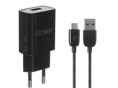 Alcatel with Micro USB Quick 1.0mA QC11-3AALWE1