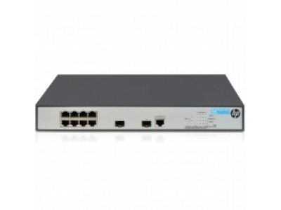 HP 1920-8G-PoE+ (180W) Switch