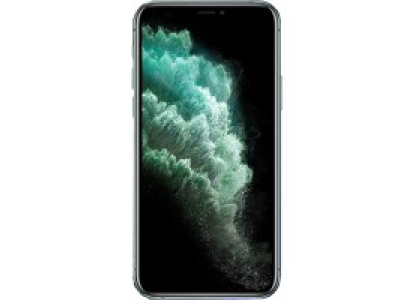 Apple iPhone 11 Pro Max Dual (4GB,64GB,Midnight Green)