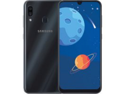 Smartfon Samsung Galaxy A30 / 64 GB (Black)