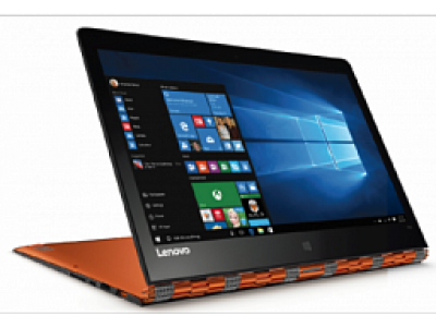 "Lenovo YOGA 900 13.3""/i5-6200U/4GB/SSD 256GB/IntelHD/W10 Orange (80MK00LARK)"
