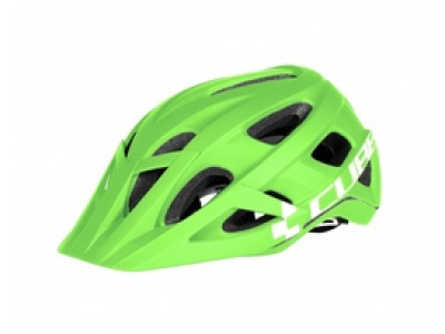 VELOSIPED aksesuarı Helmet Cube AM Race16049greenwhiteL