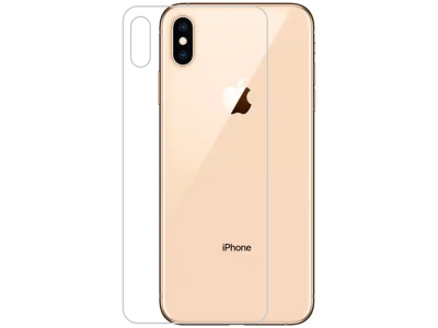Apple IPhone XS Max Sticker Anty Glass Turn Back