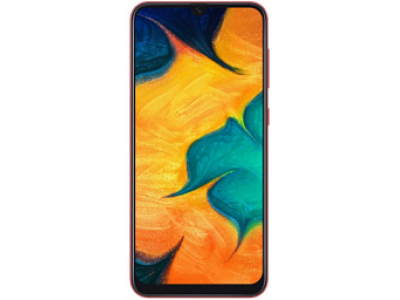 Samsung Galaxy A30 64GB SM-A305 Red