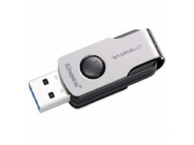 Kingston 128GB USB 3.0 DataTraveler SWIVL
