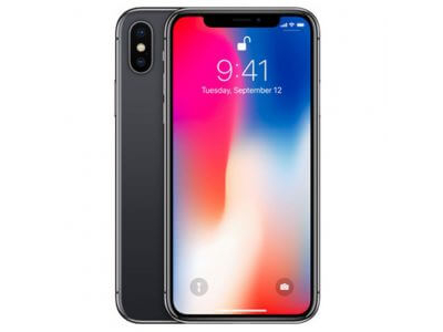 Apple iPhone X 64Gb 4G LTE Space Gray FaceTime