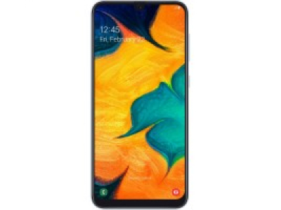 Samsung Galaxy A30 (4GB,64GB,White)