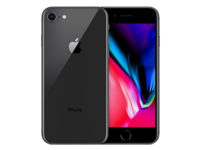 Mobil telefon Apple iPhone 8 64 Gb qara