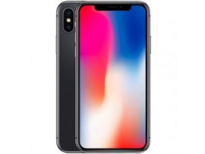 Apple iPhone X (3GB,64GB,Space Gray)
